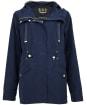 Women's Barbour Lothian Showerproof Jacket - Navy