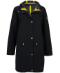 Women's Barbour International Pedal Waterproof Jacket - Black