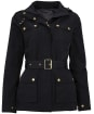 Women's Barbour International Pace Waterproof Jacket - Black