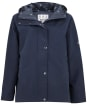 Women's Barbour Salcombe Jacket - Dark Navy
