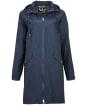 Women's Barbour Dryden Waterproof Jacket - Navy