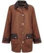 Winslet Wax Jacket - Tan