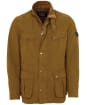 Men's Barbour International Summer Wash Duke Casual Jacket - Green