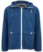 Men's Barbour Bennet Casual Jacket - Washed Inky