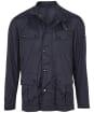 Men's Barbour International Packable Duke Casual Jacket - Black