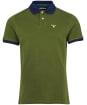 Men's Barbour Lynton Polo - Rifle Green