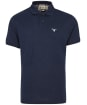 Men's Barbour Brow Polo Shirt - Navy