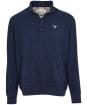 Men's Barbour Bankside Half Zip Sweater - Navy