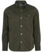 Men's Barbour Mortan Overshirt - Sage