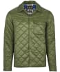 Men's Barbour Tember Quilted Jacket - Rifle Green