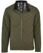 Men's Barbour Korrin Quilted Jacket - Sage
