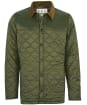 Men's Barbour Thornhill Quilted Jacket - Olive