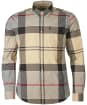 Men's Barbour Sutherland Shirt - Dress Tartan