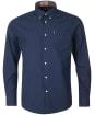 Men's Barbour Headshaw Shirt - Navy