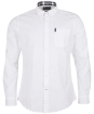 Men's Barbour Brooklime Shirt - White