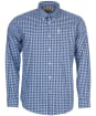 Men's Barbour Gingham 22 Regular Fit Shirt - Blue