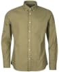 Men's Barbour Oxford 13 Tailored Shirt - Olive
