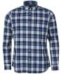 Men's Barbour Indigo 11 Tailored Shirt - Indigo