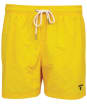 "Men's Barbour Essential Logo 5"" Swim Shorts - Sunbleach Yellow"