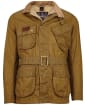 Men's Barbour International Lightweight SL International Wax - Sand