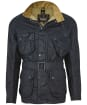 Men's Barbour International Lightweight SL International Wax - Navy