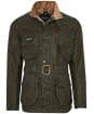 Men's Barbour International Lightweight SL International Wax - Archive Olive