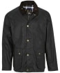 Men's Barbour Selbin Waxed Jacket - Sage