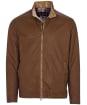 Men's Barbour Brobel Waxed Jacket - Brown