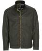 Men's Barbour Brobel Waxed Jacket - Sage