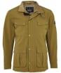 Men's Barbour International Summer Waterproof Duke Jacket - Khaki
