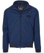 Men's Barbour International Dysart Waterproof Jacket - Navy