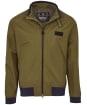 Men's Barbour International Dysart Waterproof Jacket - Army Green