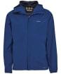 Men's Barbour Oakwood Waterproof Jacket - Inky Blue