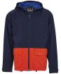 Men's Barbour Ingleton Waterproof Jacket - Navy