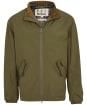 Men's Barbour Brinkburn Waterproof Jacket - Fern