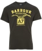 Men's Barbour International Legendary A7 Tee - Forest