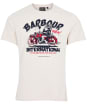 Men's Barbour International Legendary A7 Tee - Mist