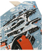 Seasalt Canvas Shopper - Charlestown Robin