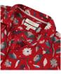 Women's Seasalt Larissa Shirt - Torn Medley Fireglow