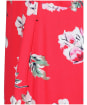 Women's Joules Winslet L/S Shirt Dress - Red Floral