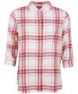Women's Barbour Shoreline Shirt - MULBERRY/PCH RS
