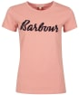Women's Barbour Rebecca T-Shirt - PEACH ROSE