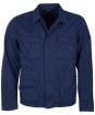 Men's Barbour International Dion Casual Jacket - Dress Blue
