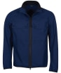 Men's Barbour International Belsfield Casual Jacket - Dress Blue