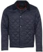 Men's Barbour Lemal Quilted Jacket - Navy