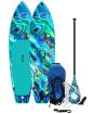 Sandbanks Ultimate Stand-up Paddleboard Package - Paua