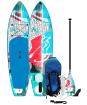 Sandbanks Ultimate Stand-up Paddleboard Package - Reef