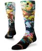 Women's Stance Hippie Most Pit Snowboard Socks - Green