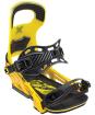 Bent Metal Logic Snowboard Bindings - Yellow