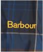 Boy's Barbour Finn Gilet - Midnight Tartan